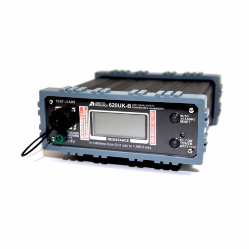 Amptec Research Bonding Ohmmeter 620UK-B Electrical bond Tester