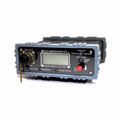 620exv Ultra-Safe Portable Digital Voltmeter