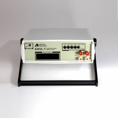 Amptec Research 620VL-T Igniter Tester Front View