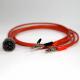 Amptec Research 620UK-290 alligator clip test Lead Set