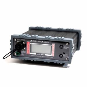 Amptec Research 620LK Bonding Ohmmeter - Intrinsically Safe Electrical Bond Tester