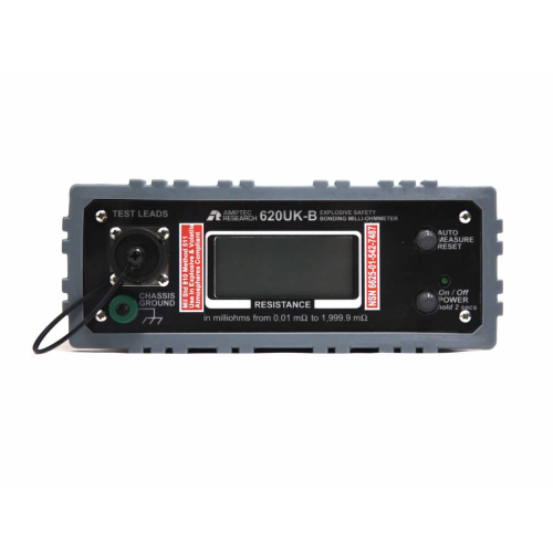 Amptec Research 620UK Bonding Ohmmeter