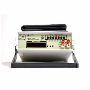 720A microohmeter micro ohmeter amptec