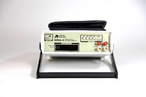 Wide Angled Front View of Amptec Research 620A-4