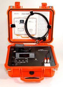 Orange Water-Resistant Igniter Tester