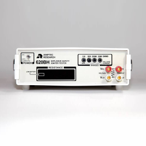 Amptec Research Front View 620BH Failsafe Ohmmeter