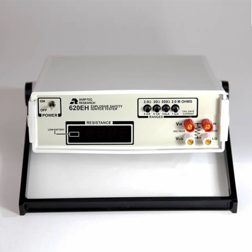 Amptec Research 620EH Igniter Tester Front View