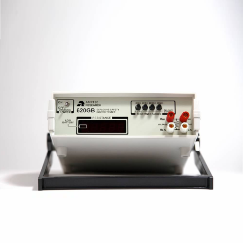 Amptec Research 620GM Igniter Tester Front View