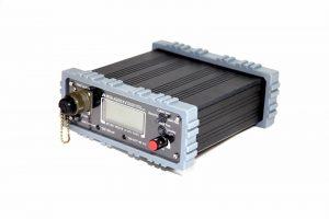Amptecs ultra safe portable digital voltmeter