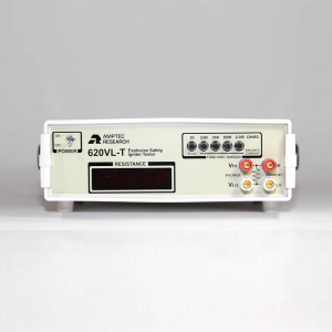 Amptec Research Front View of 620VL-T Safe Squib Tester