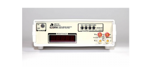 Front View of Amptec Research 620RK Igniter Tester