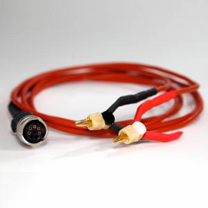 Amptec Research OP-300 kelvin clip lead set