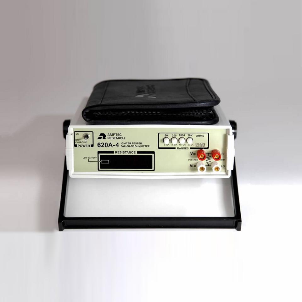 620A-4 igniter tester amptec