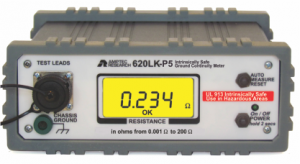 Amptec Research 620LK-P5 Ground Continuity Testers