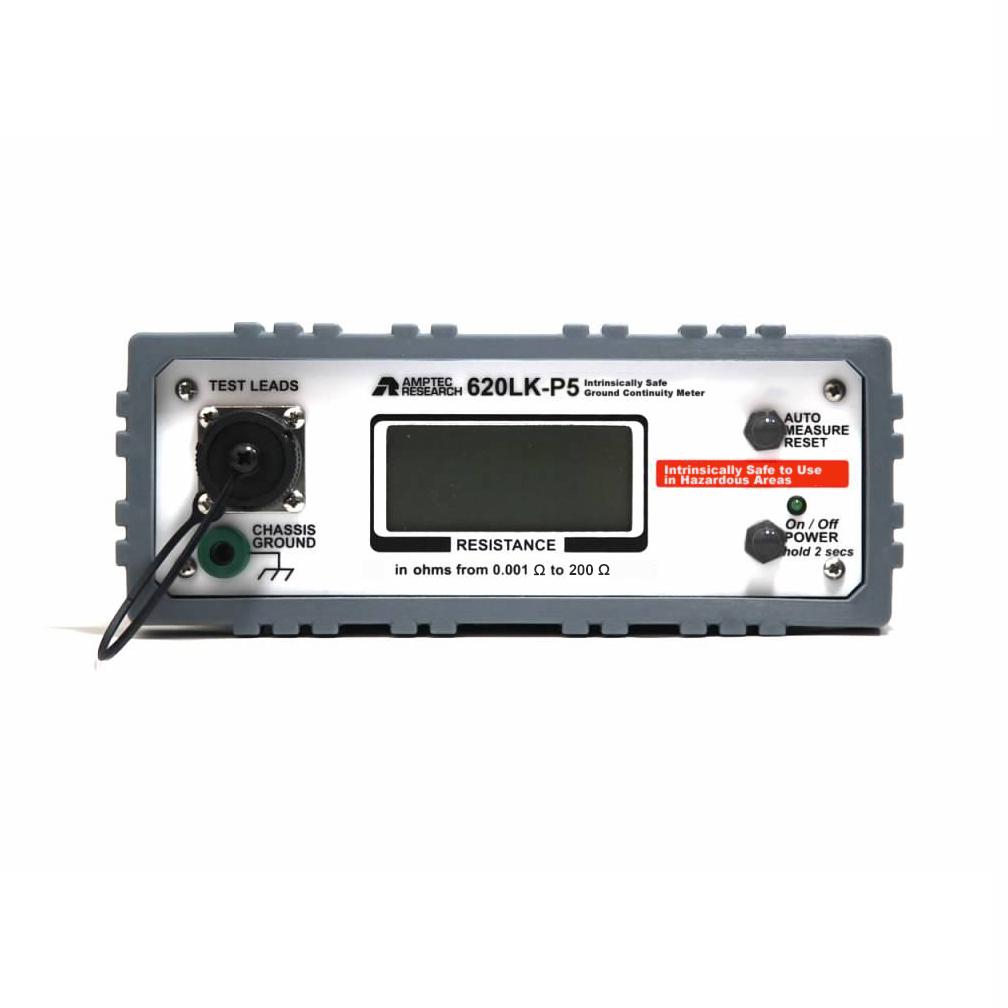 Ground Continuity Tester | 620LK-P5 | Intrinsically Safe Equipment
