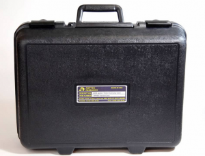 Ruggedized Case for Electrical Testing Equipment OP-100 Model Amptec Research